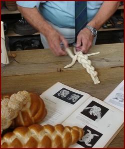 Brood-vlechten